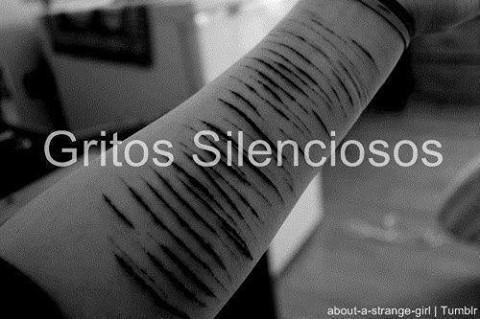 gritos silenciosos