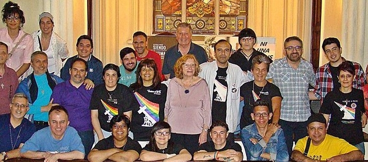 3º encuentro cristiano lgtb inclusivo
